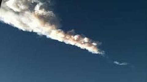 Numerosos+heridos+deja+fragmentos+de+meteorito+en+Rusia