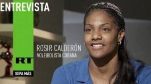 Rosir Calderon Entrevista En RT