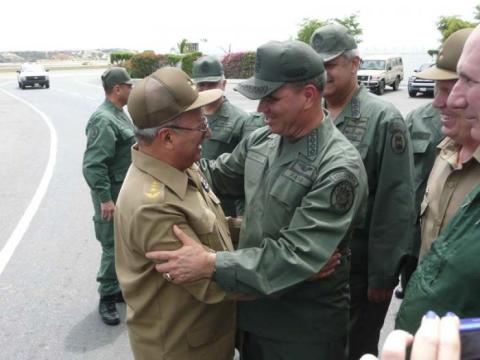 Cuba y Venezuela