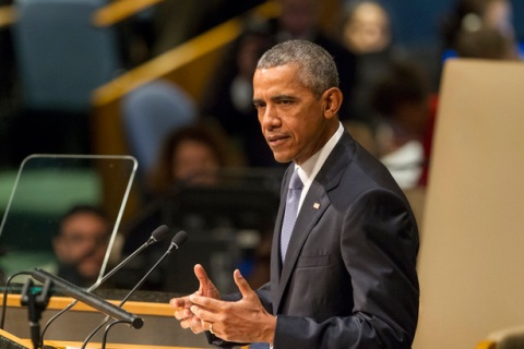 General assembly 70th session – 28 September - AM session USA Obama